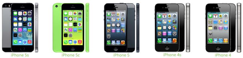 iPhone-reparaties
